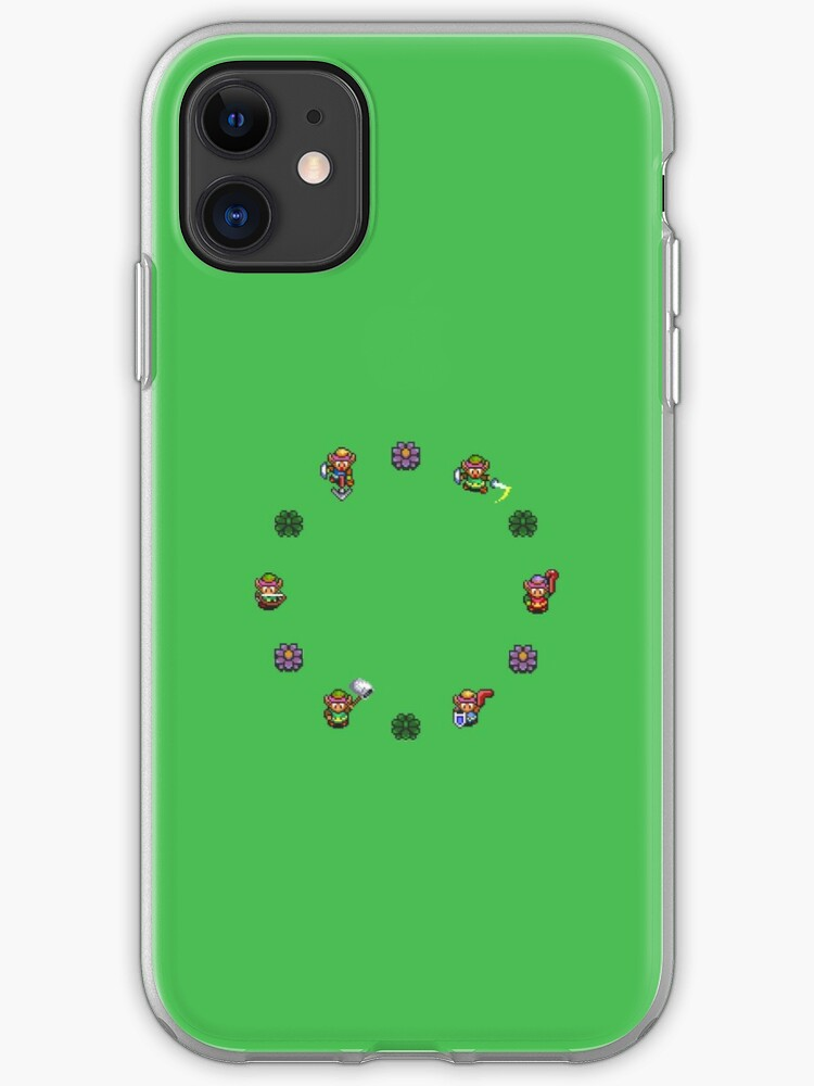 Zelda Video Game iphone case