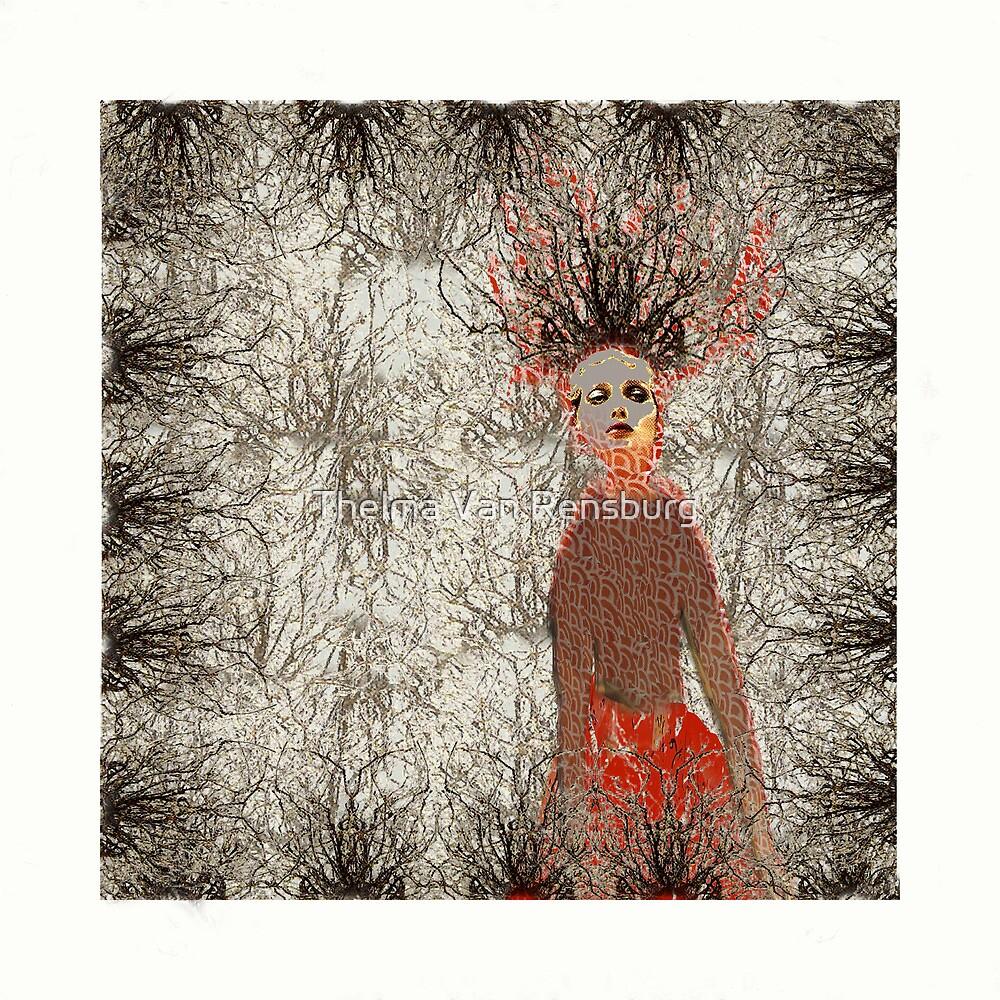 Foolish Girl, 2009 by Thelma Van Rensburg
