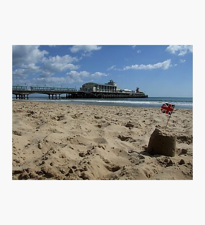 Bournemouth Pier Photographic Print