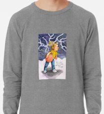 Be Kind: A Reminder that Stretches Far Beyond the Playground Lightweight Sweatshirt