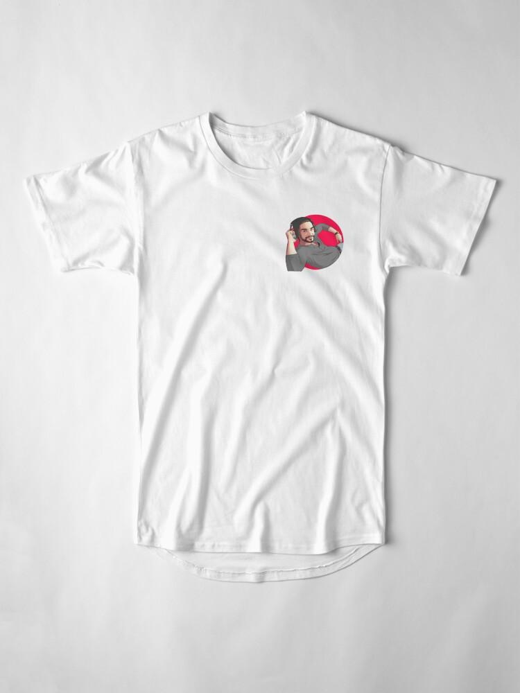 Alternate view of Halfstack Long T-Shirt