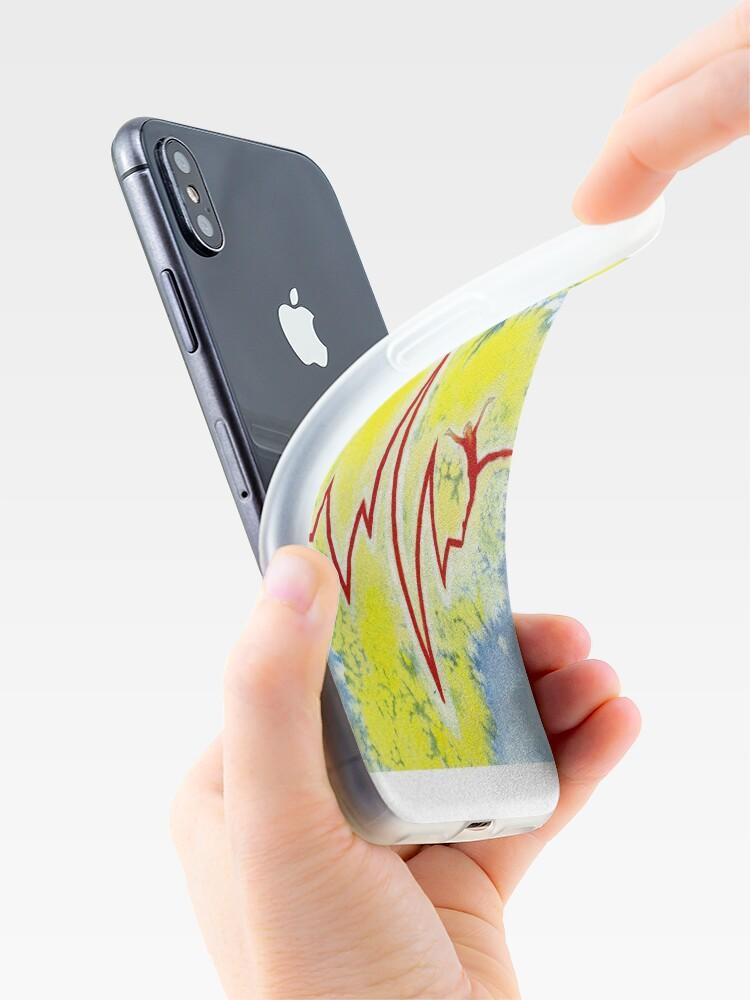 Alternate view of Cardiac Dancer iPhone Case & Cover