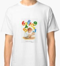 Counting Toes: Childhood Innocence Classic T-Shirt