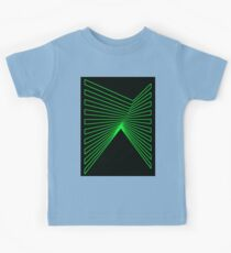 Green Stripes Kids Clothes