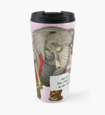 Ageism: The Elephant in the Room Travel Mug