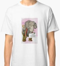 Ageism: The Elephant in the Room Classic T-Shirt