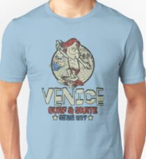 Venice Surf & Skate Slim Fit T-Shirt