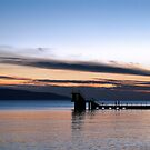 salthill sunset, galway by Michelle McMahon