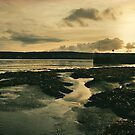 kilronan sunset.. aran islands by Michelle McMahon