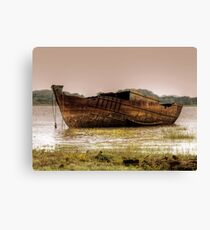 Our Joanne - Fleetwood Marsh Canvas Print