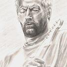 Eric Clapton by Kathleen Kelly-Thompson