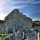 seven churches, Inishmore by Michelle McMahon