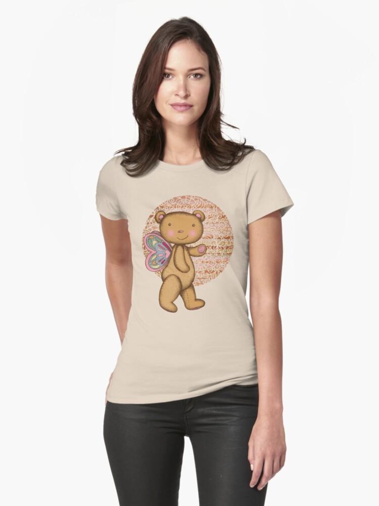 Love Bear by micklyn