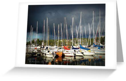 thunder at marina II by marke auvinen
