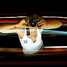 Self portrait - the photographer by Katseyes