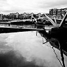 Seán O'Casey Bridge by Paul  Sloper