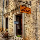 OLD TOWN KOTOR by FLYINGSCOTSMAN