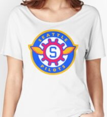Seattle Pilots Women's Relaxed Fit T-Shirt