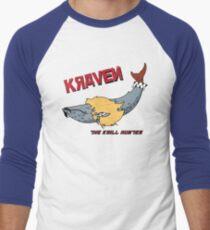 Kraven the Krill Hunter Men's Baseball ¾ T-Shirt