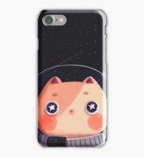 Cat Astro iPhone Case/Skin