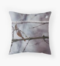Adrift In Thought Throw Pillow