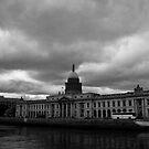 Custom House Dublin by Paul  Sloper