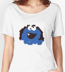 cookie monsta Women's Relaxed Fit T-Shirt