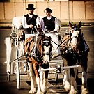 Wedding Day by Dave  Hartley
