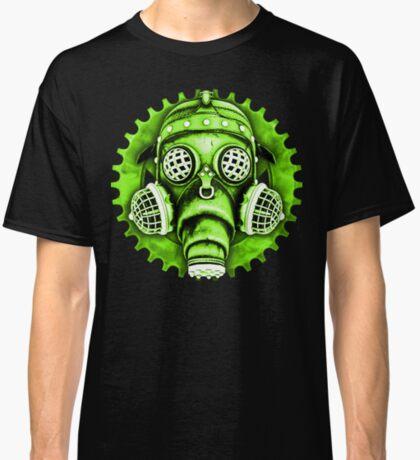 Steampunk / Cyberpunk Gas Mask #1E Steampunk T-Shirts Classic T-Shirt