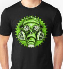 Steampunk / Cyberpunk Gas Mask #1E Steampunk T-Shirts T-Shirt