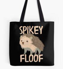 SPIKEY FLOOF (Hedgehog) Tote Bag