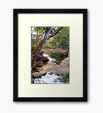 Northern Territory Framed Print