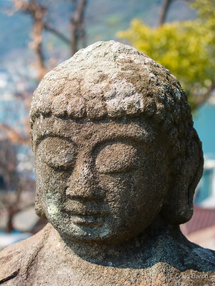 Japan Buddha  by Craig Baron