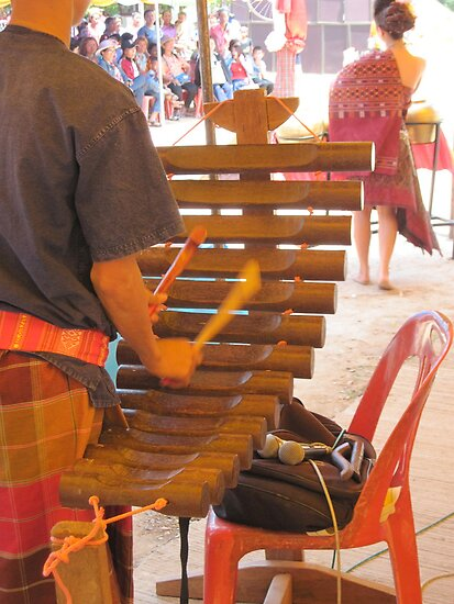 Pong Lang Isaan Song by Hugh Fathers