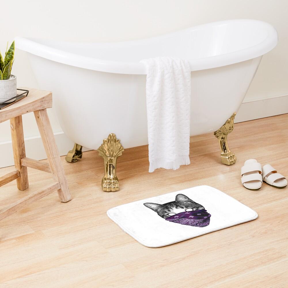 The Hidden Rogue Bath Mat