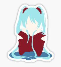 Hatsune Miku Minimalist Sticker