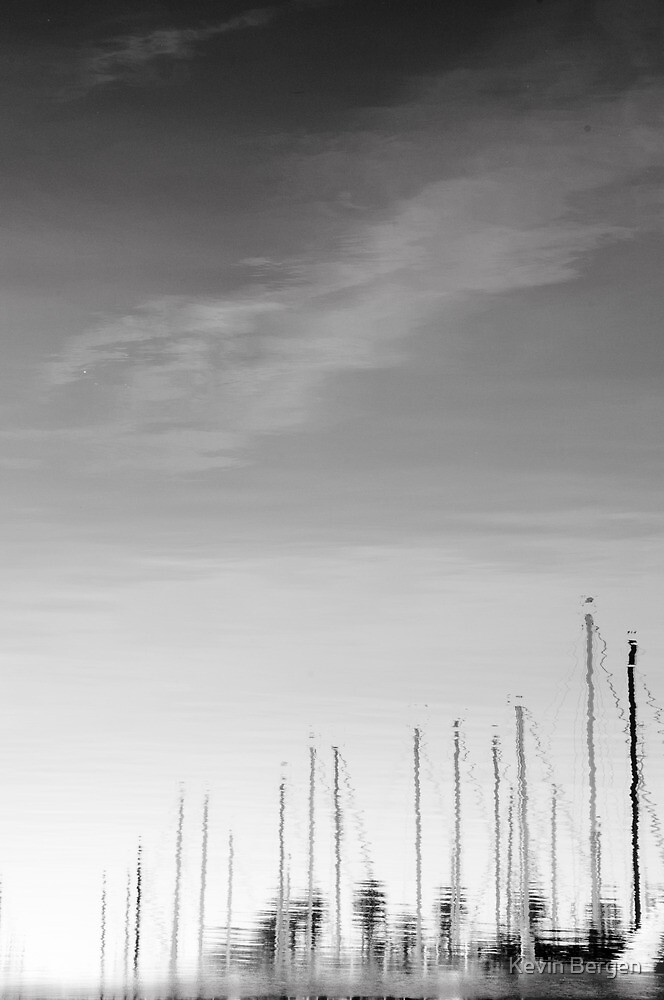 Masts by Kevin Bergen
