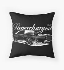 Dodge Charger Supercharged HEMI Floor Pillow