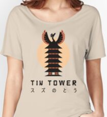 Tin Tower Women's Relaxed Fit T-Shirt