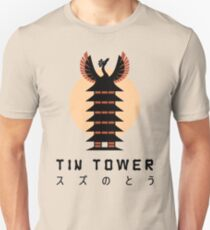 Tin Tower Unisex T-Shirt