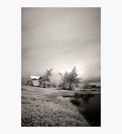 Darkness Calls Photographic Print