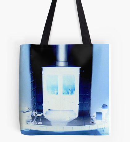 'Obey!.. or be frozen' Tote Bag