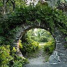 Moon Gate by John Gaffen