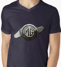 MG Wheel Men's V-Neck T-Shirt