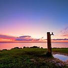 The Tap with a View - Wellington Point Qld by Beth  Wode