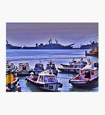 Valparaiso Photographic Print