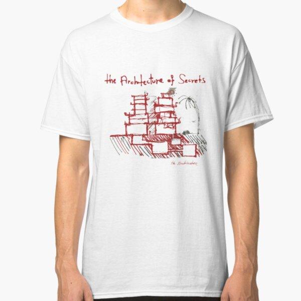 the Architecture of Secrets 2.0 Classic T-Shirt