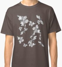 Dragonfly and butterfly - faith and truth Classic T-Shirt