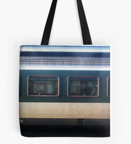 Vevey Station - The Commuters Tote Bag