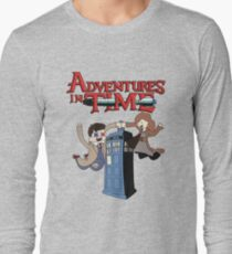 Adventures In Time Long Sleeve T-Shirt